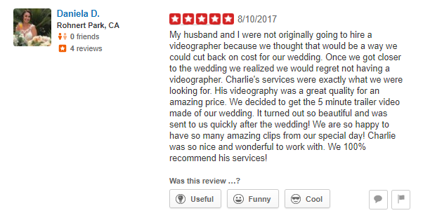 Affordable Wedding Videographer San Diego, Cheap Wedding Videography Los Angeles, Inexpensive Wedding Video Orange County